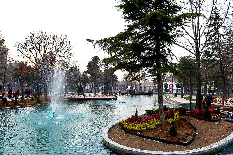 İsmet Paşa (Hürriyet) Parkı