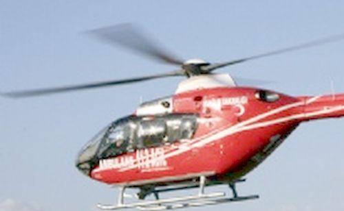 İntikam Kavgasında Yaralandı, Helikopterle Nakledildi