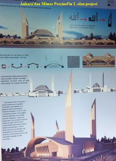 İşte 1. Olan Cami Projeleri