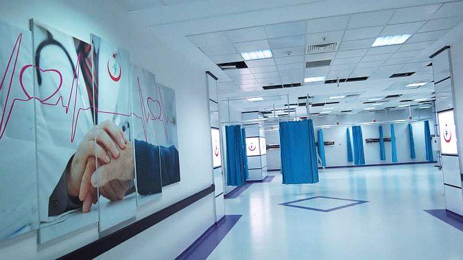 Devlet Hastanesi Acil Servisi Sil Baştan