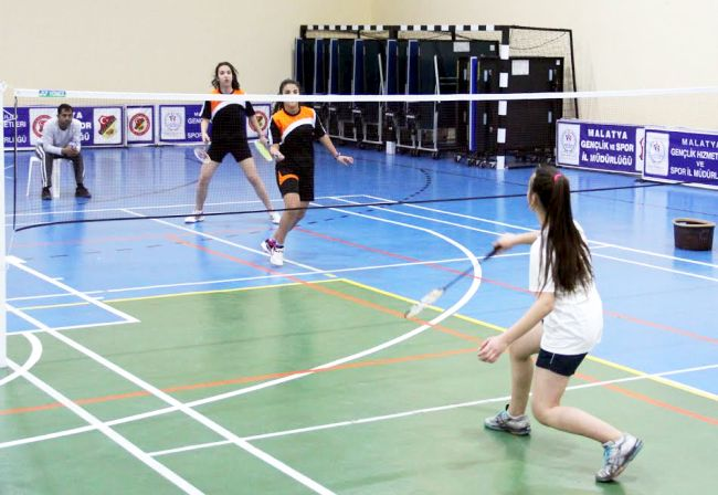 Badminton Malatya Grup Maçları Tamamlandı