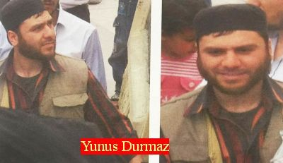 YUNUS DURMAZ (FOTOĞRAFTAKİ) İSİMLİ ŞÜPHELİNİN YAKALANMASI İÇİN EMNİYET VE İSTİHBARAT BİRİMLERİ HAREKETE GEÇTİ. (TUGAY SADAY/İSTANBUL-İHA)