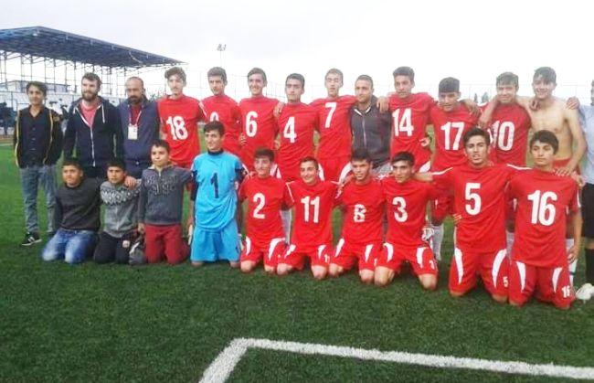 B.GazibelediyeU-16