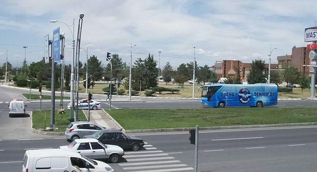 Adana Demirspor İçin Yoğun Önlem