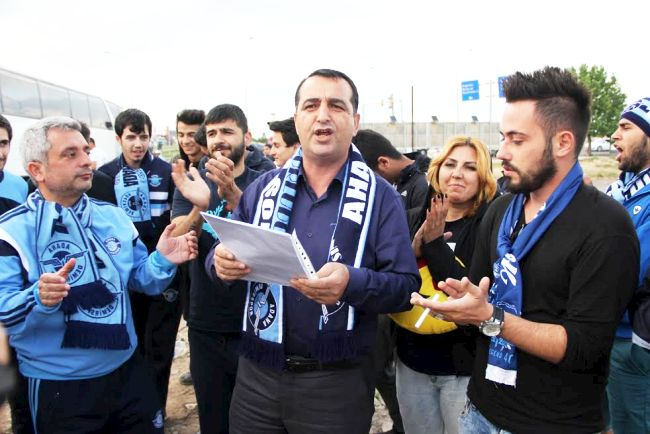 ADS'liler Valiye Dosya Bırakıp, Elazığ'a Geçtiler