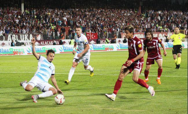 V.Elazığspor Play-Off İlk Maçının Galibi