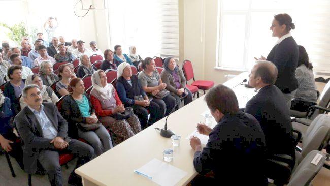 CHP ARGUVAN İLÇE TOPLANTISI YAPILDI (İHA/MALATYA-İHA)