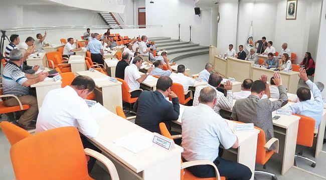 Büyükşehir Meclisi'nde 2. Oturum