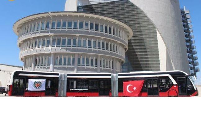 Malatya'da İlk Sıra Belediye Şirketinin!.
