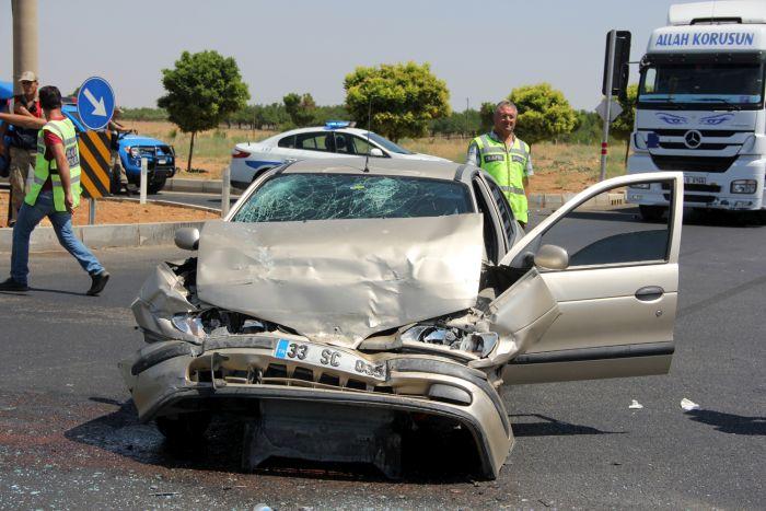 Malatya'da kaza, 7 yaralı 2