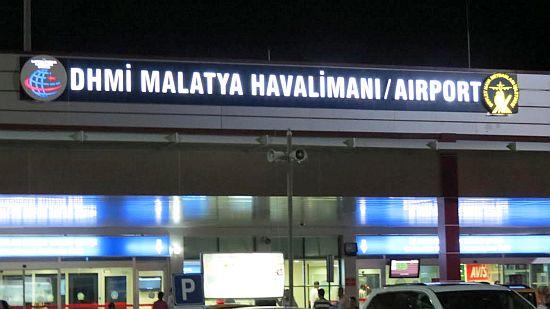 Malatya Havalimanı Terminal Etüt Projesi Yapılacak