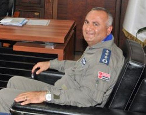 7. Ana Jet Üssü'ne 'Silah Sistem Albayı'  Komutan