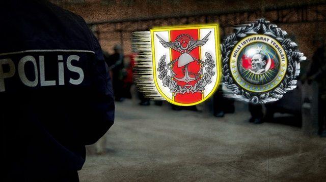 FETÖ'nün TSK ve MİT İmamlarına Operasyon!