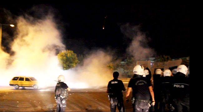 Ş.Urfa- YMS Maçı Sonrası Ortalık Karıştı