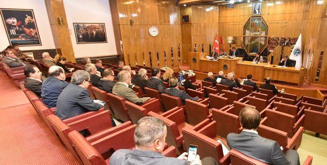 Battalgazi Meclisi Toplandı