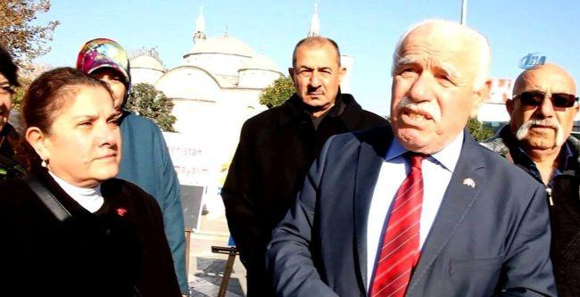 MHP'Lİ KADINLARIN TÜRKMEN MEZALİM SERGİSİ (YAKUP ARKIN/MALATYA-İHA)