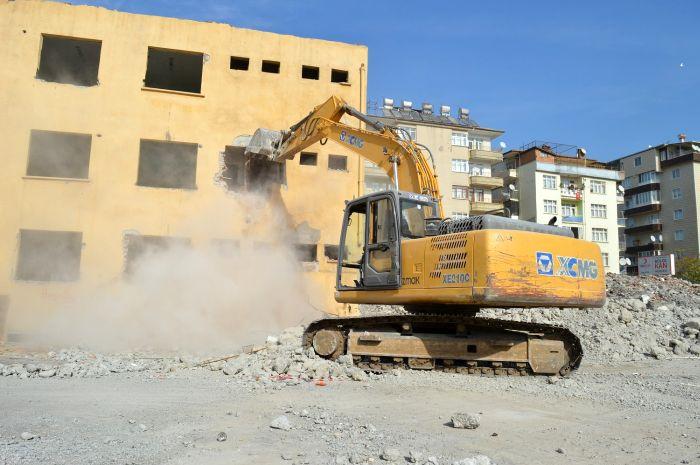 tapu binası yıkım (5)