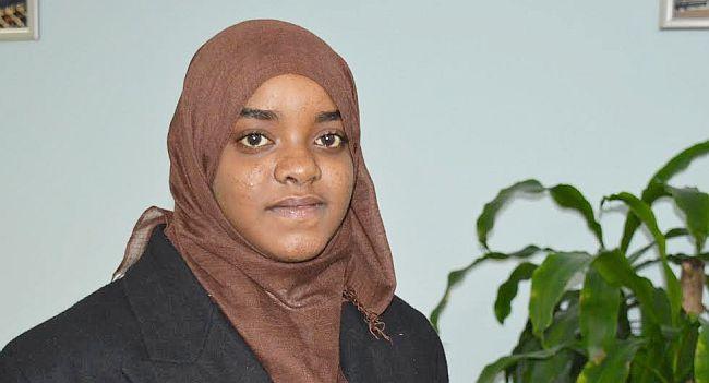Sudanlı Genç Kız Malatya'da Şifa Buldu