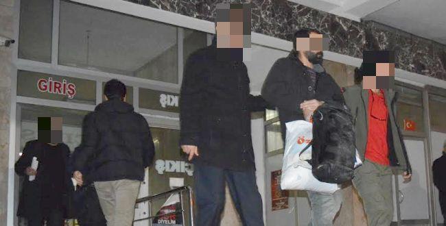 28 PKK/KCK Şüphelisinden 4'üne Tutuklama