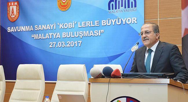"""""""Türkiye Büyük Tehdit ve Risklerle Karşı Karşıya"""""""
