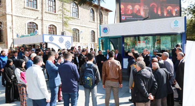 'Turizm Kulübesi' Açıldı