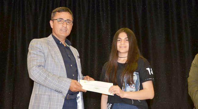 Çanakkale Şiiri Yarışması Ödül Töreni
