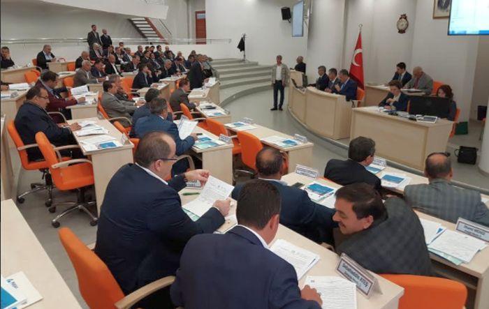 Büyükşehir'in 2016 Yılı Kesin Hesabı Onaylandı