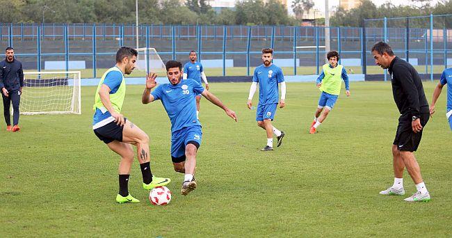 Adana Demirspor'da 4 Sakat