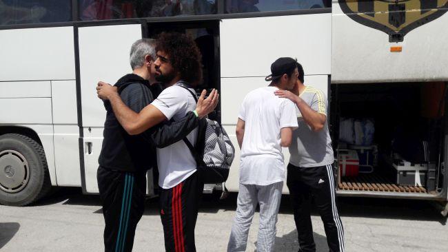E. Yeni Malatya Kafilesi Adana'ya Gitti
