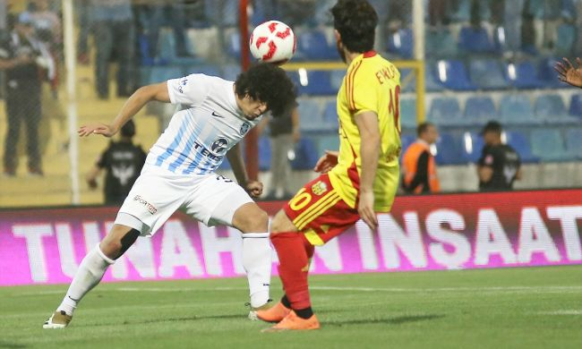 EYMS Adana'da 'Futbol' Oynadı ve Kazandı: 1-2