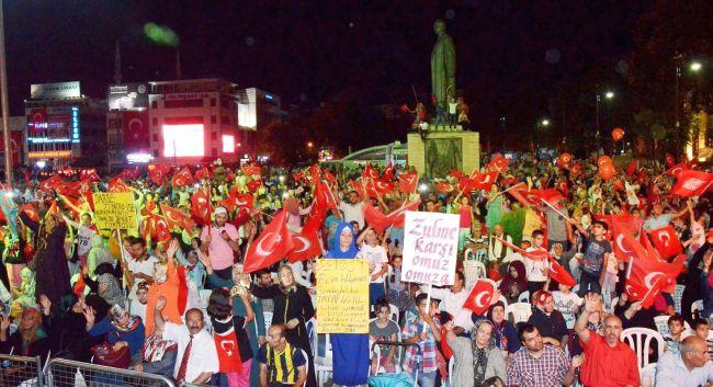 15 TEMMUZ: Şehrin Mukavemeti Üzerine..