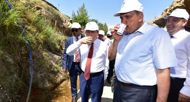 """""""Malatya'da İlk Yapı Taşlarından Biri Konuldu"""""""