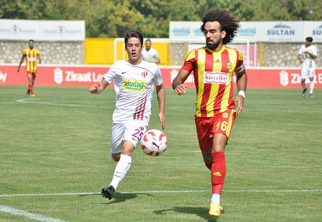 Evkur Yeni Malatyaspor Kupada Tur Atladı
