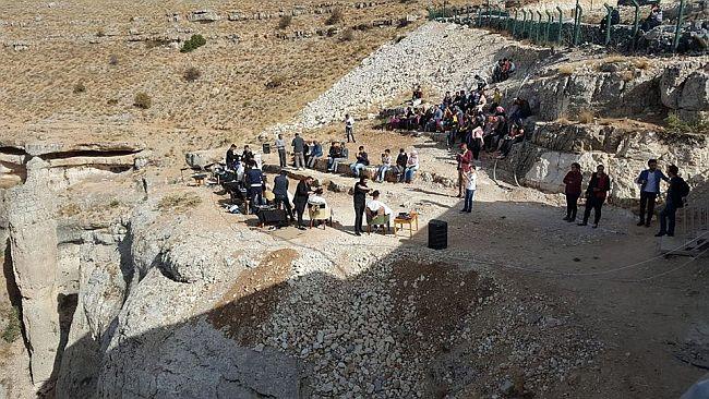 Levent Vadisi'nde Berber Etkinliği