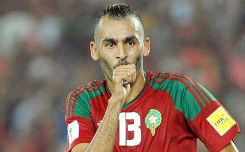 Boutaib Fas Milli Takımında 'Gol Şov' Yaptı