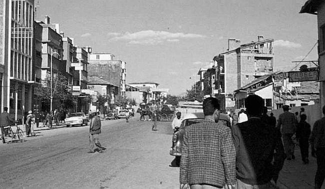 1960'ların Kışla Caddesi..