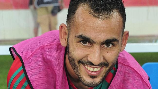 Boutaib'li Fas Dünya Kupası Vizesi Aldı