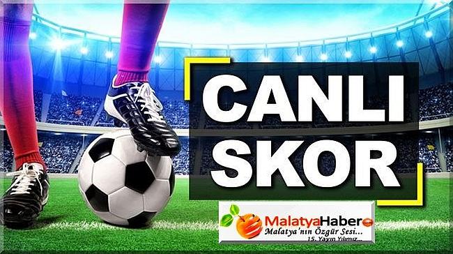 Yeni Malatyaspor:0- Beşiktaş:1 (İkinci Yarı)