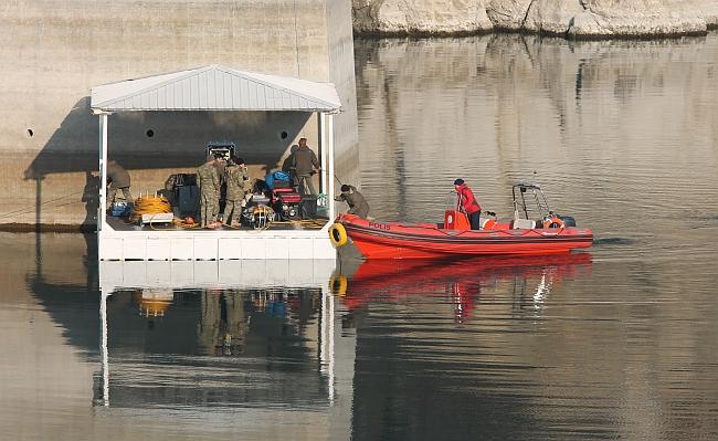 Kömürhan'daki Aramaya Deniz Kuvvetleri Ekibi de Katıldı