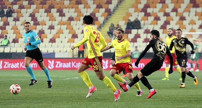 EYMS 10 Kişilik Osmanlı'yı Yenemedi, Elendi:1-1