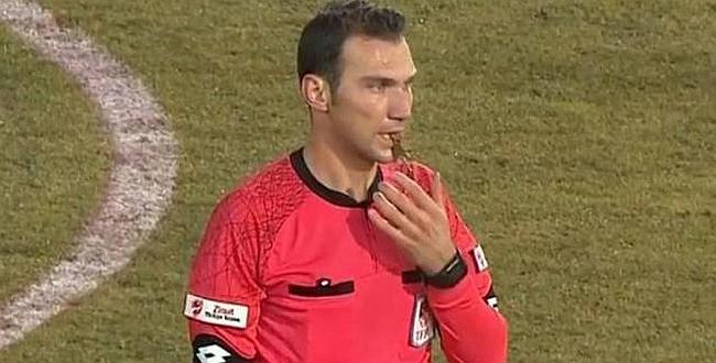 Kasımpaşa- Yeni Malatyaspor Maçının Hakemi