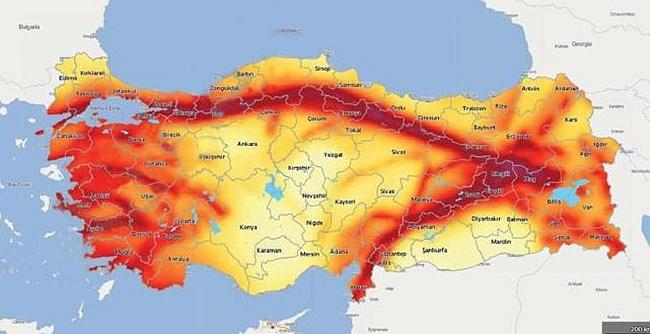 Türkiye 11 Yılda 300 Bin Kez Sallandı