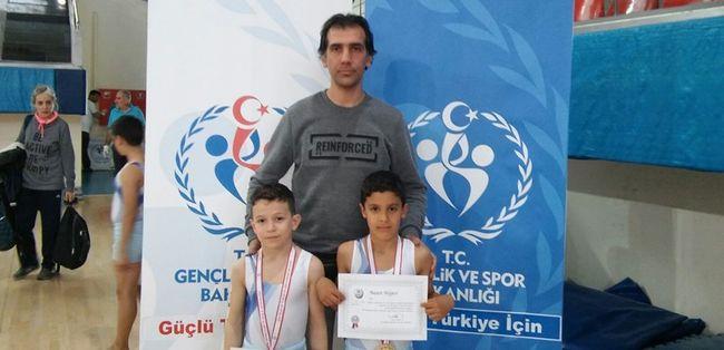 Jimnastikte 2 Sporcu Çeyrek Finalde