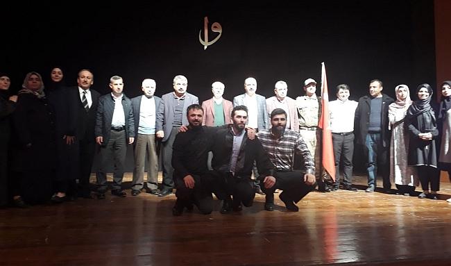 'Bir 28 Şubat Tiyatrosu'