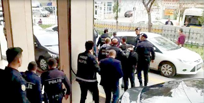 Bunlar da 'Torbacı' Taifesi.. 10'u Tutuklandı
