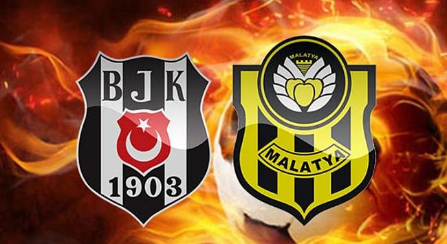 Yeni Malatyaspor, Beşiktaş'la 9'uncu Kez Karşı Karşıya