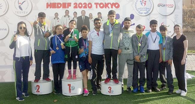 Türkiye Şampiyonasına Katılacaklar
