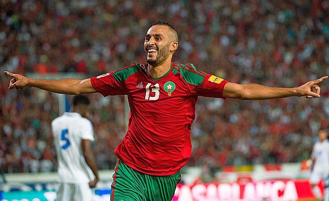 Boutaib'in İspanya'ya Attığı Gol Fas'a Yetmedi