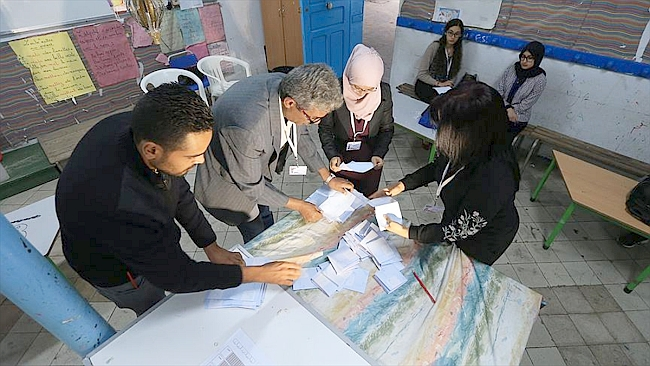 Tunus'ta Nahda Hareketi Birinci Parti