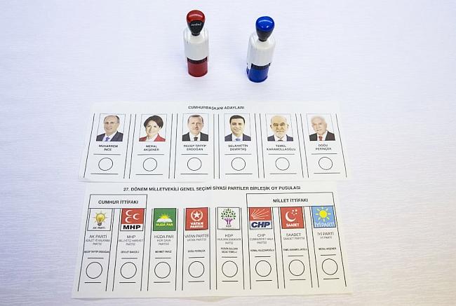 Türkiye'de Aktif Siyasi Parti Sayısı 116